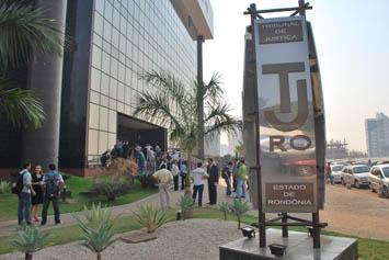 Concurso TJ RO 2012