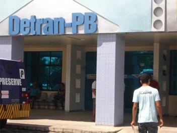Concurso DETRAN PB 2013